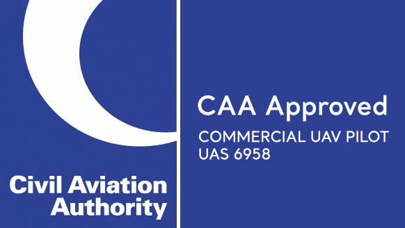 CAA Approved Commercial UAV Pilot UAS6958