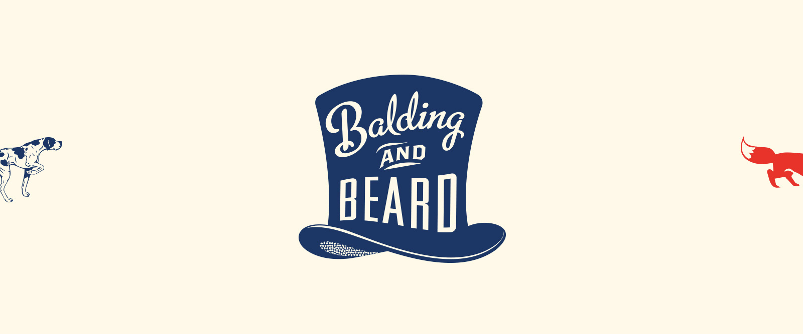 Balding and Beard branding