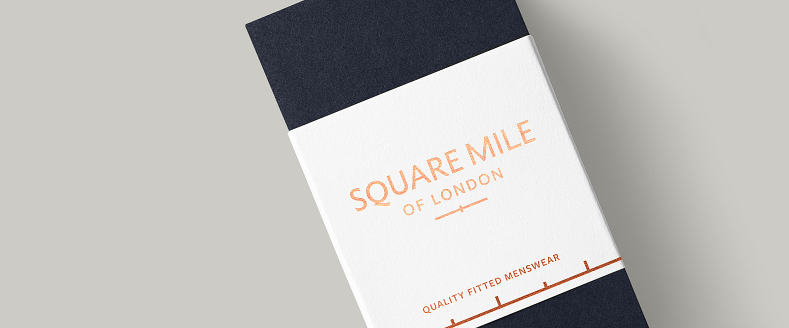 Square Mile of London branding